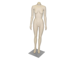 Headless Female Skin