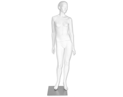 Female Full Body Fibreglass White